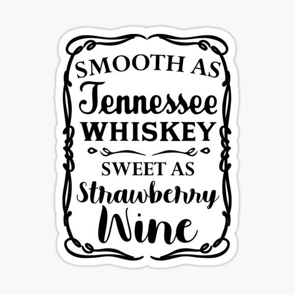 Maquette de Jack Daniels Sticker