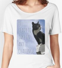 Take On Any Challenge Women's Relaxed Fit T-Shirt