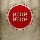 Stop Saying Stop by Tatiana Ivchenkova