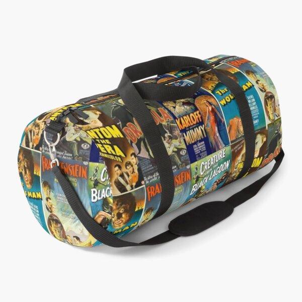 Universal Monsters  Duffle Bag