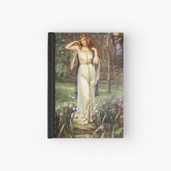 Freyja and her Necklace - James Doyle Penrose Hardcover Journal