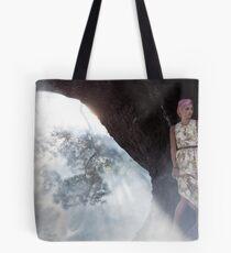 Angel of Light Photograph Tote Bag
