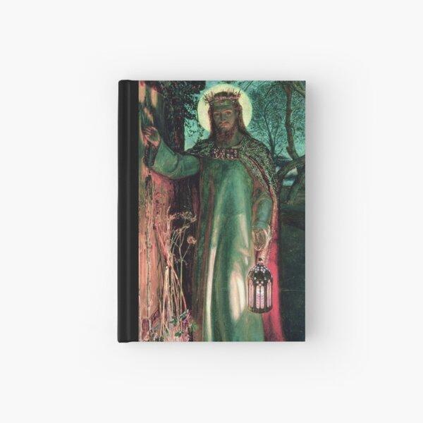 The Light of the World - William Holman-Hunt  Hardcover Journal