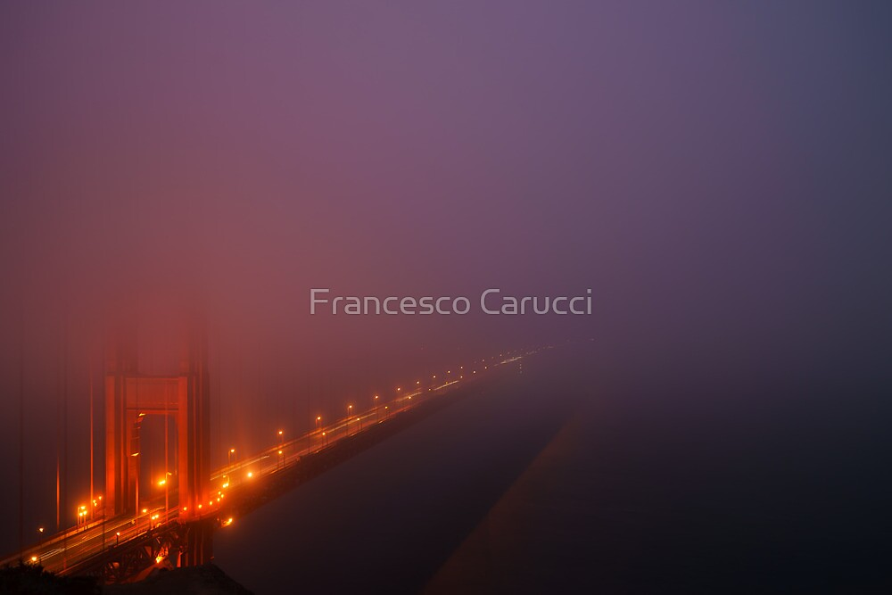 Misty Gate by Francesco Carucci