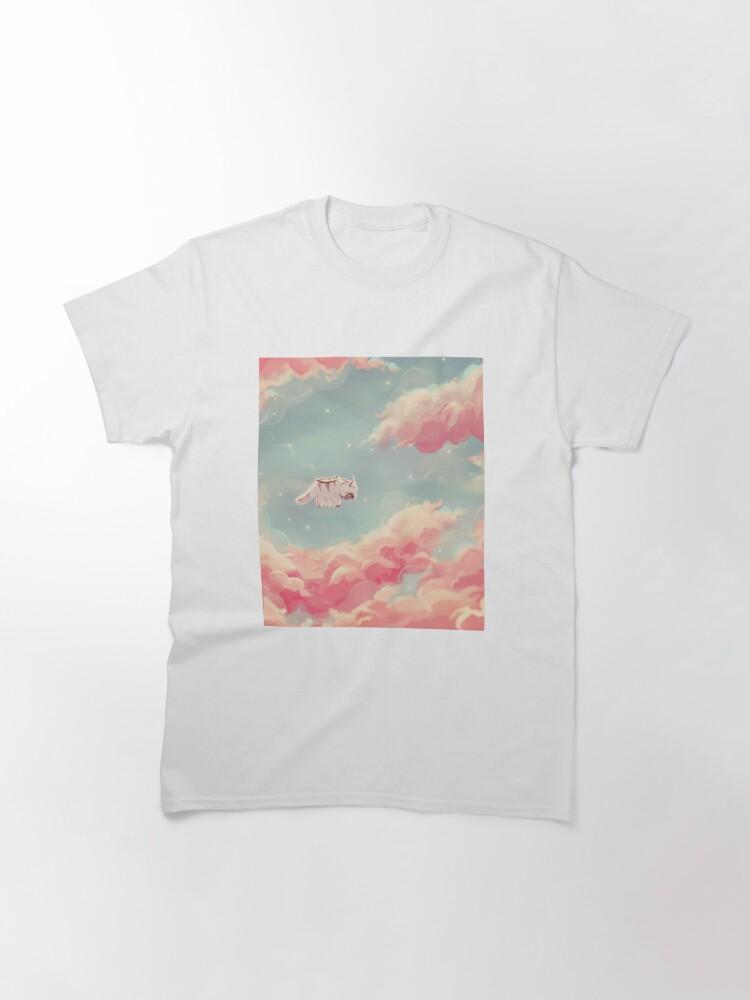 Alternative Ansicht von  eine Fahrt auf Appas Rücken machen Classic T-Shirt