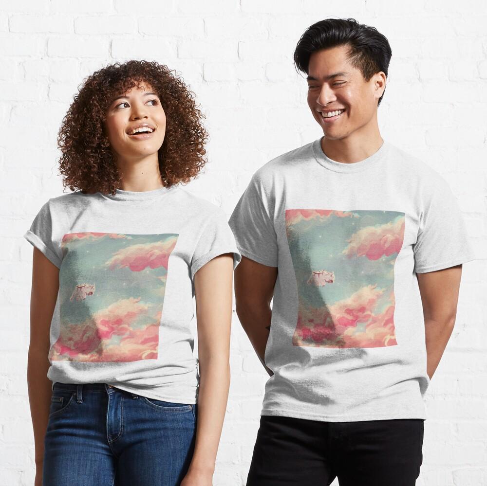 eine Fahrt auf Appas Rücken machen Classic T-Shirt