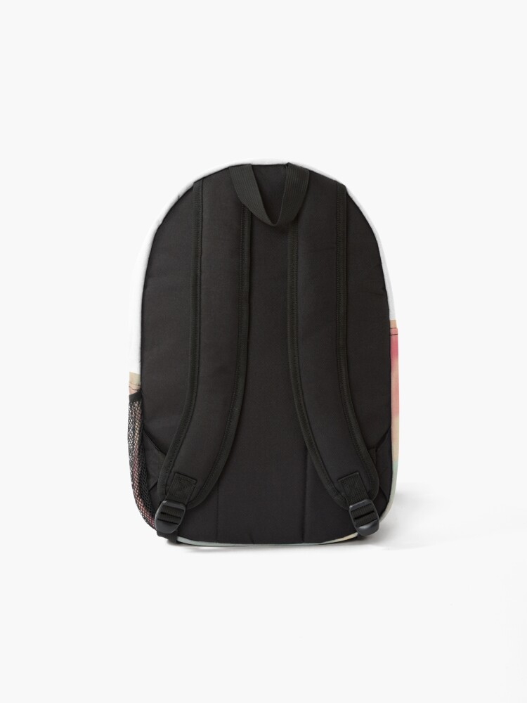 Alternate view of dreamy appa poster v1 Backpack