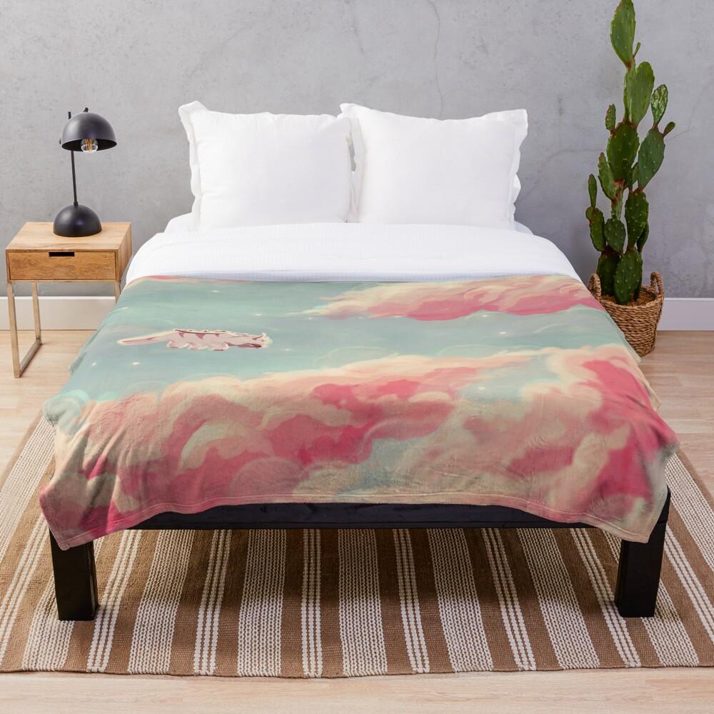 dreamy appa poster v1 Throw Blanket