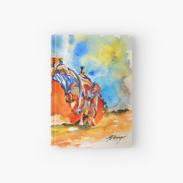 Desert comfort Hardcover Journal