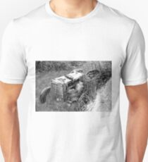 Out to pasture (sketch) Unisex T-Shirt