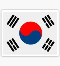 Flag of South Korea Sticker