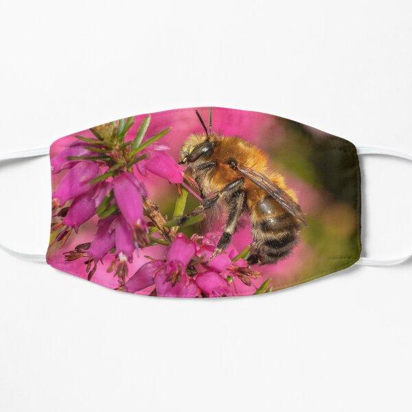 Bee on Heather Mask