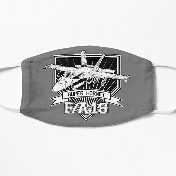 F-18 Super Hornet Flat Mask