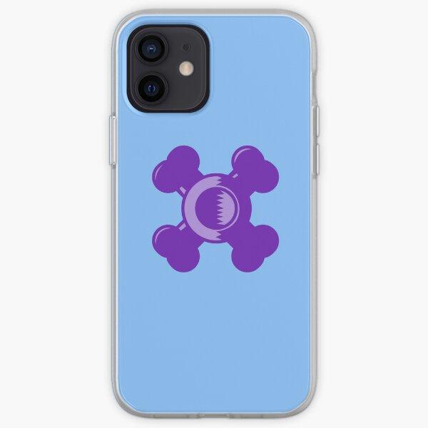 Team Purple iPhone Soft Case