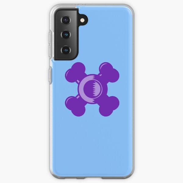 Team Purple Samsung Galaxy Soft Case