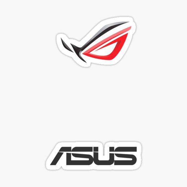 Asus Rog (Republic of gamers)  Sticker