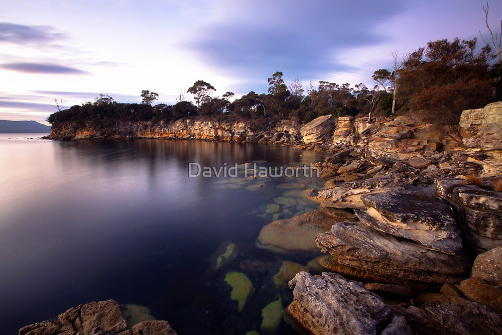 Calm Corner by David Haworth