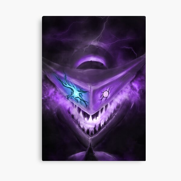 kralkatorik guild wars 2 Canvas Print