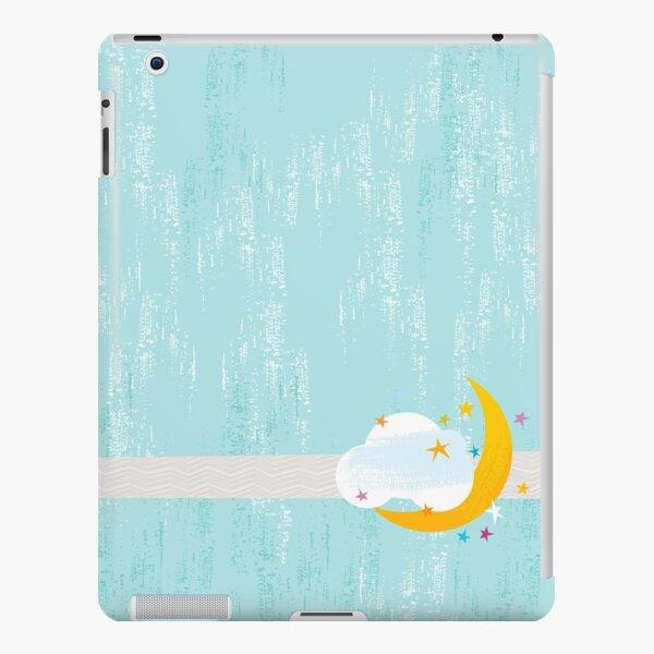 Moon in a Cloud iPad Snap Case