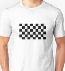 Checkerboard Slim Fit T-Shirt