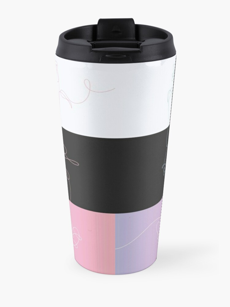 Alternate view of Love Yourself Travel Mug