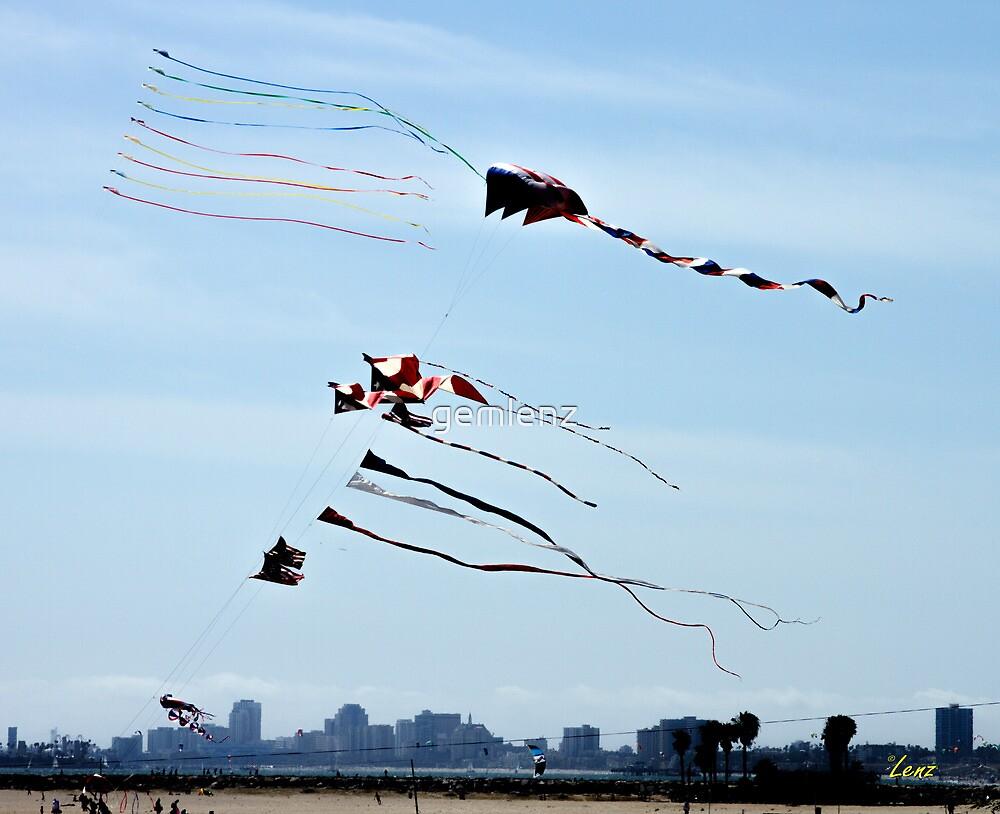 High as a Kite by gemlenz