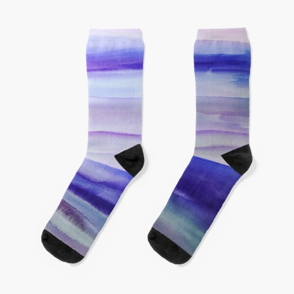Purple Mountains' Majesty  Socks