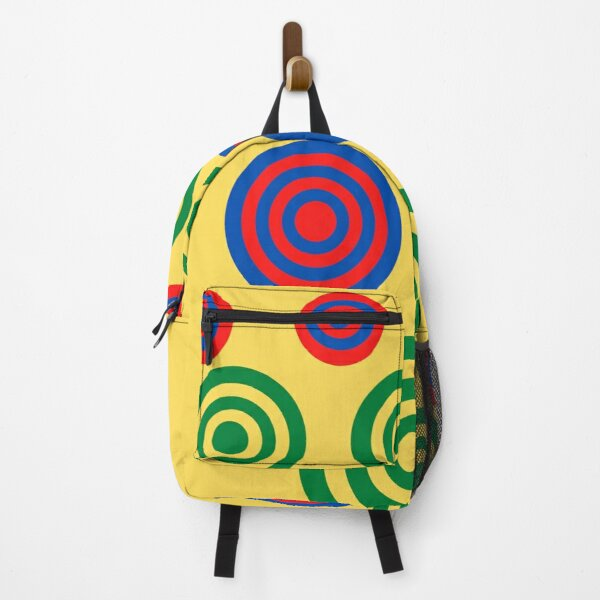 Follow the pattern Backpack