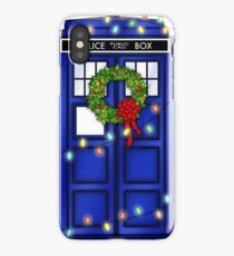 Who, Who, Who, Merry Christmas  iPhone Case/Skin