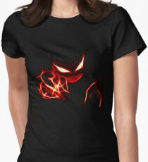 Haunter Women's Fitted T-Shirt