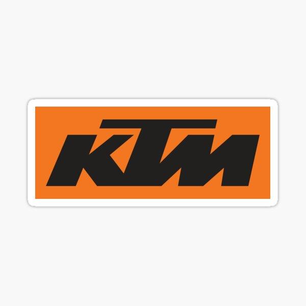 Logo KTM Sticker