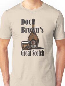 Doc Brown's Great Scotch T-Shirt