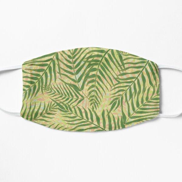 Tropical Leaves Mask