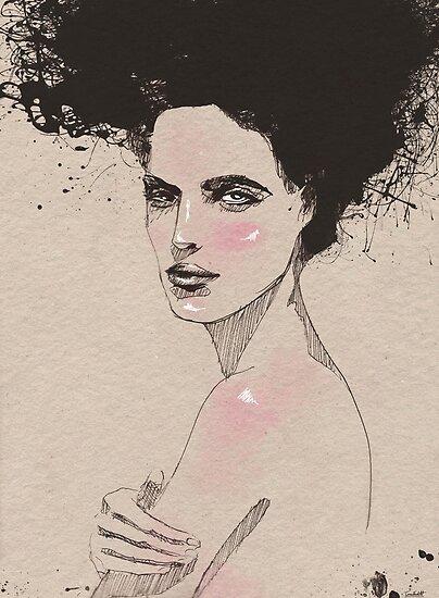 A lot in my mind by Kristina Fekhtman