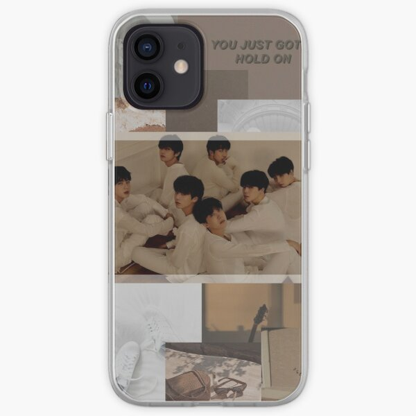 BTS AESTHETIC PHONE COVER iPhone Soft Case