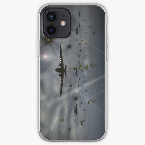 D-Day paratroop Dakotas iPhone Soft Case