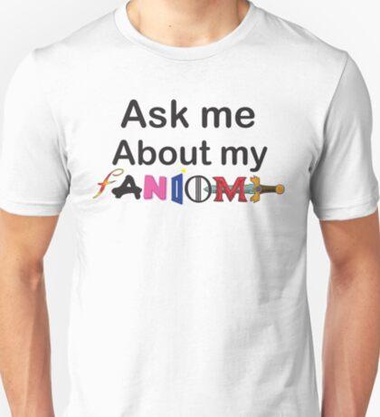 fandoms together at last T-Shirt