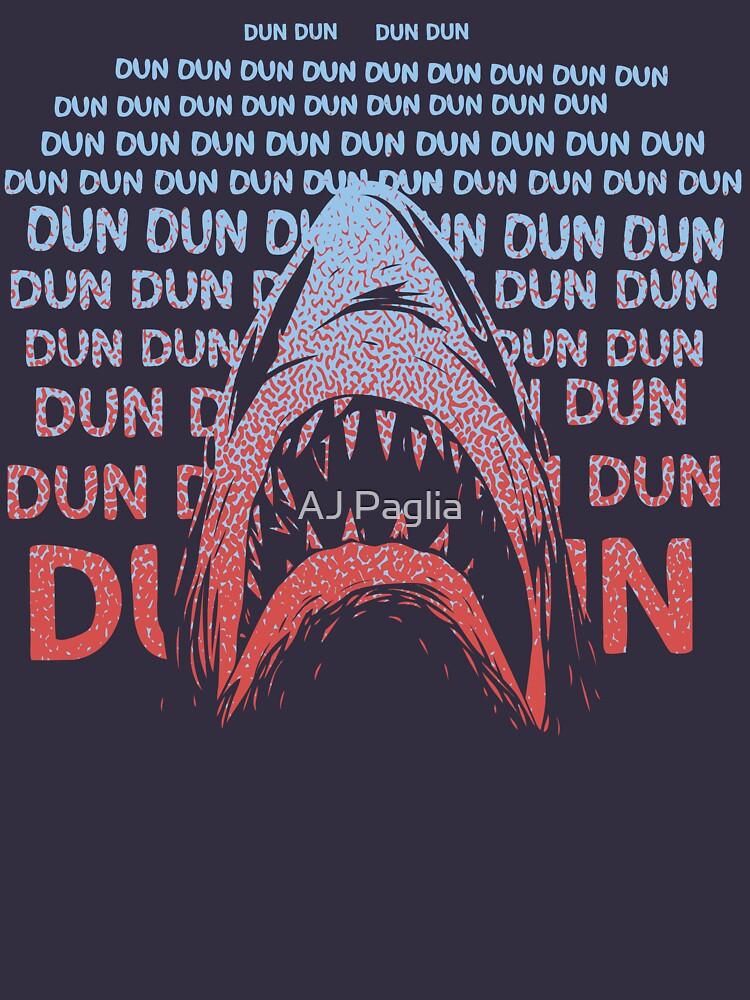 Jaws Theme Swimming | Unisex T-Shirt