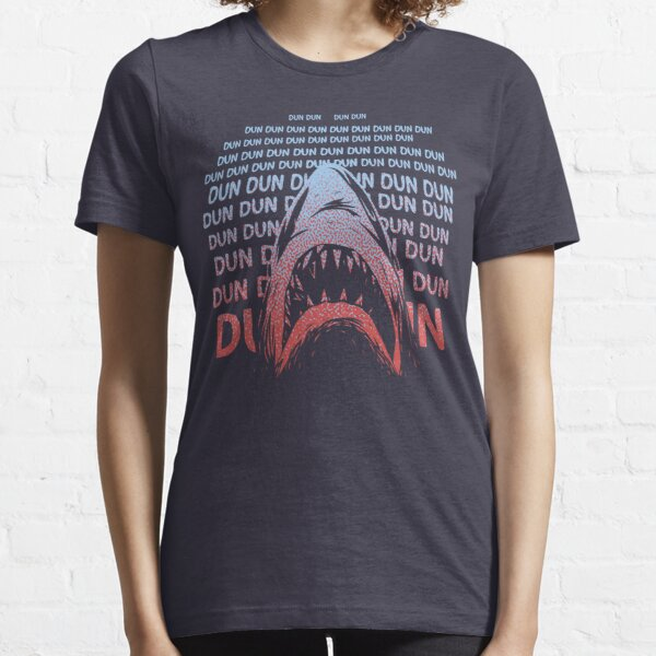 Jaws Theme Swimming Essential T-Shirt