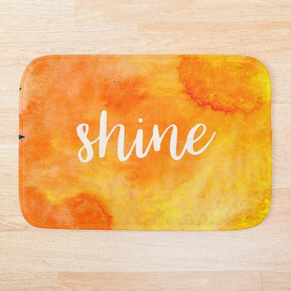Shine Bath Mat