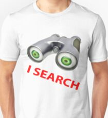 binocular device - i search T-Shirt