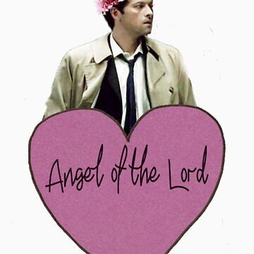 Castiel, angel of the lord by wllgraham