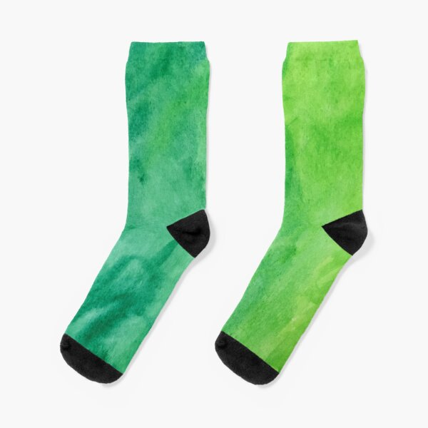 Mean and Green Socks