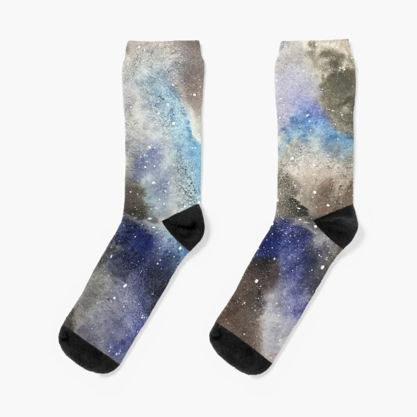 Space Exploration Socks