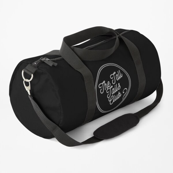 The Tall Tails Club Duffle Bag
