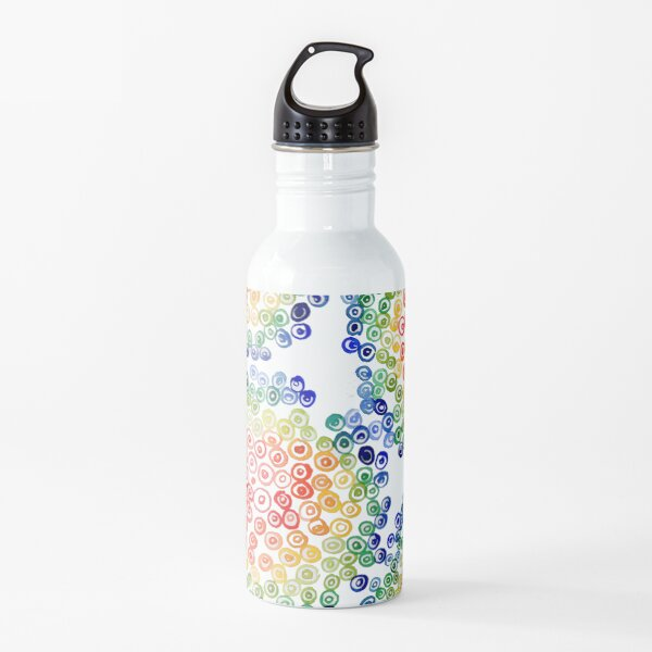 Color My Swirled Water Bottle