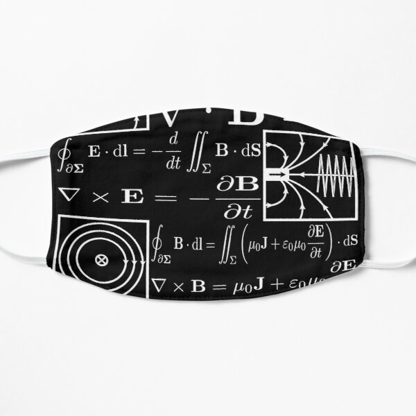 Maxwell's Equations Mask