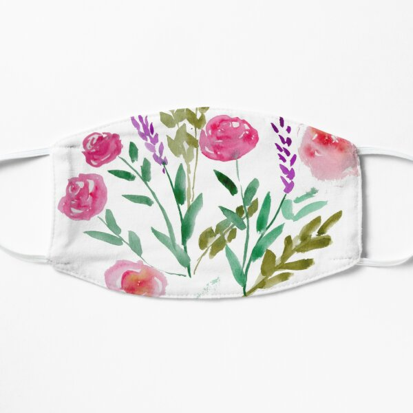 Country Bouquet Mask