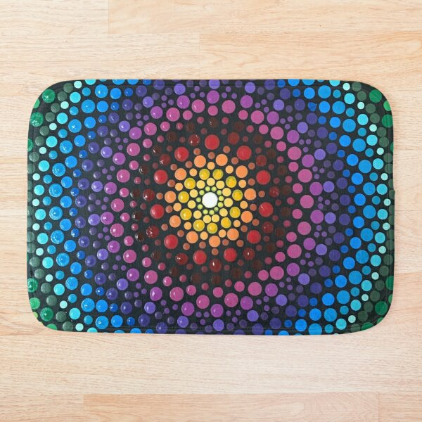 Illumination Bath Mat