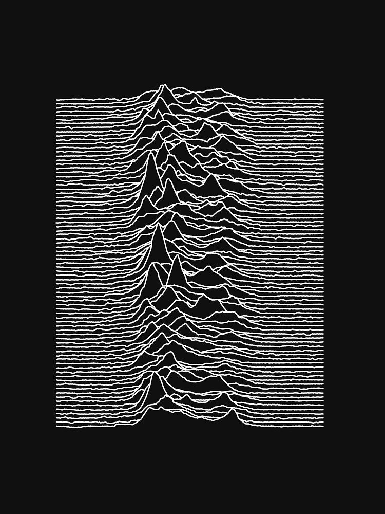 Joy Division - Unknown Pleasures by hein77